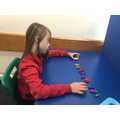 Counting to 20 using practical resources