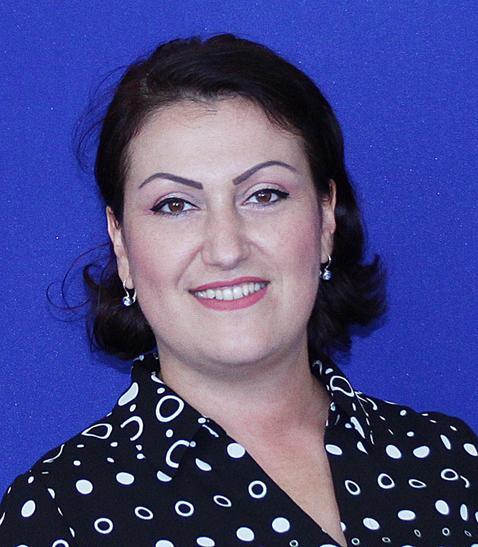 Mrs Lucaciu - Oak 2 Class Teacher