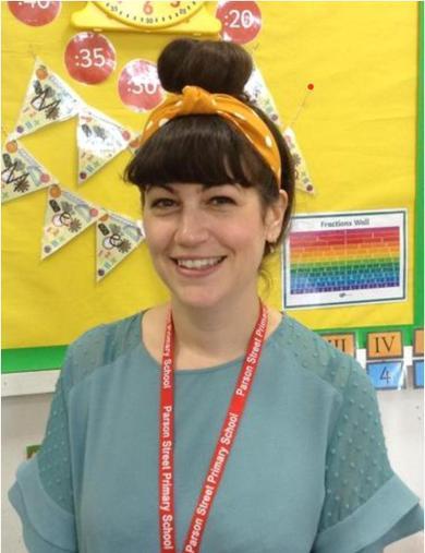 Mrs L Miles - RLM Class Teach