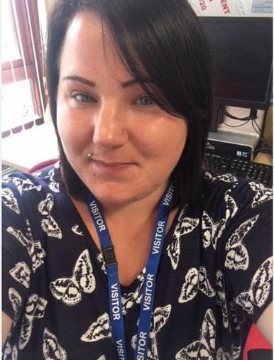 Ms S Chamberlain - Lunchtime Supervisor