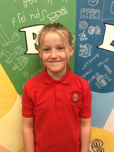 Chessels House Captain - Isabelle