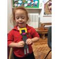 A Parson Street Lego Sarah