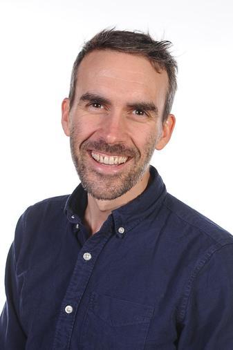 Mr G Astley-Cooper - Beech Class Teacher