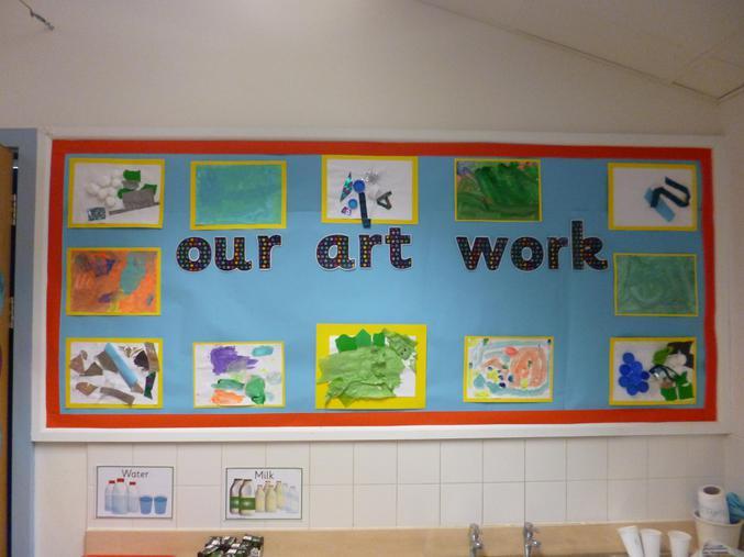 Class 1 art work