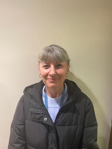 Ms T Berwick - Lunchtime Supervisor