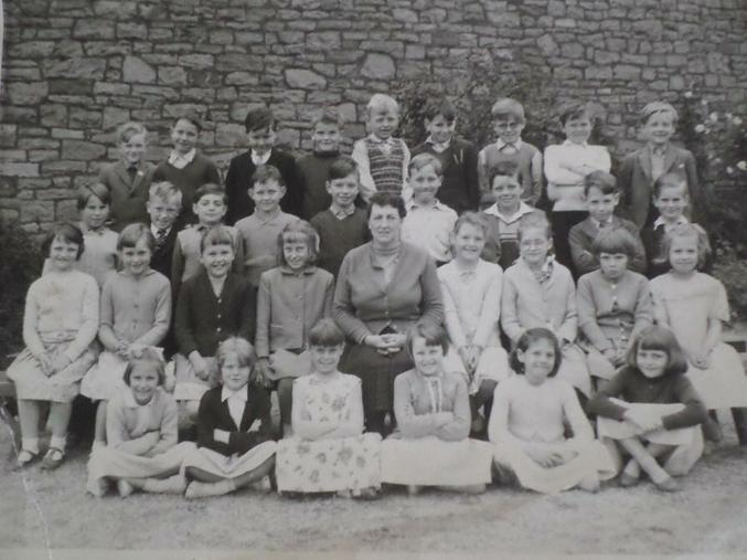 1958 - Teacher Mrs Sawyer