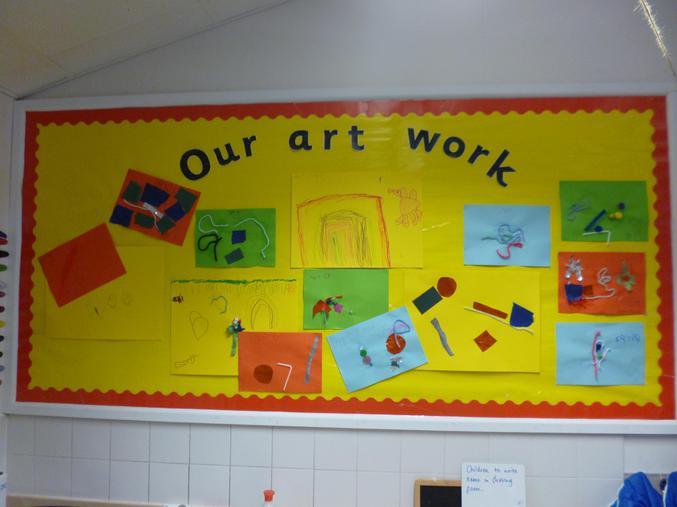 Class 2 art work