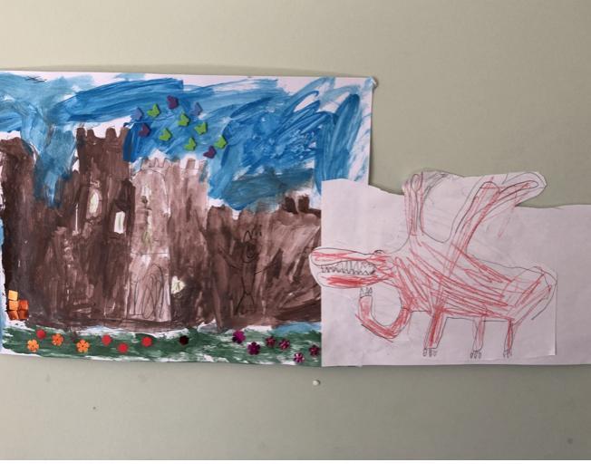 Flynn, what a fabulous castle! Great work ⭐️