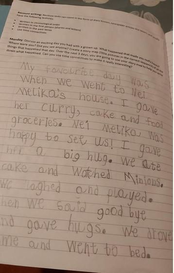 Tevita, you are an author ⭐️