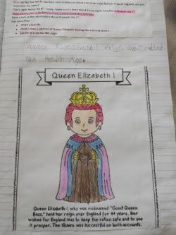 Tevita, Queen Elizabeth is very interesting ⭐️