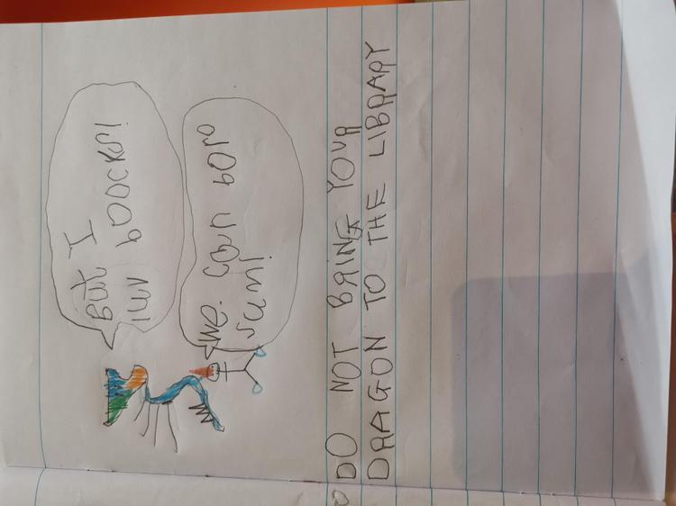 Wonderful writing by Thomas ⭐