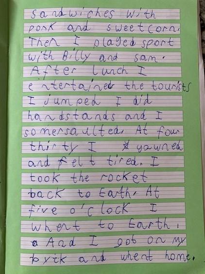 Joshi, fantastic writing ⭐️