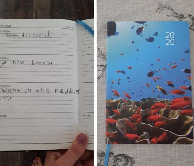 Luca, what a fab diary! ⭐️