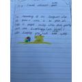Ethan's sound poem