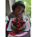 Lily's VE Day cake