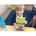 Roald Dahl is a favourite!