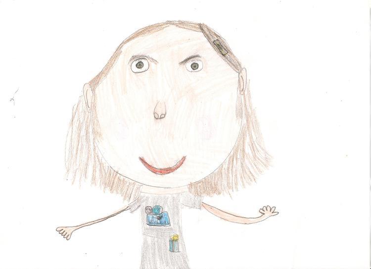 Iona's self portrait