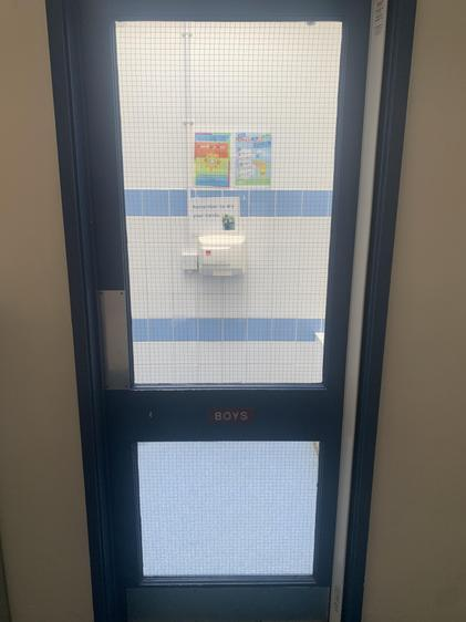Boys' toilet