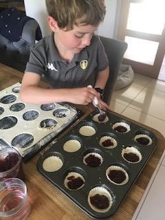 Toby's cakes
