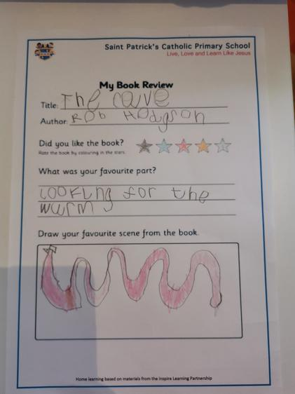 Such a lovely book review ⭐
