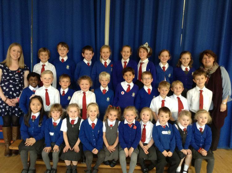 Meet your School Council representatives!
