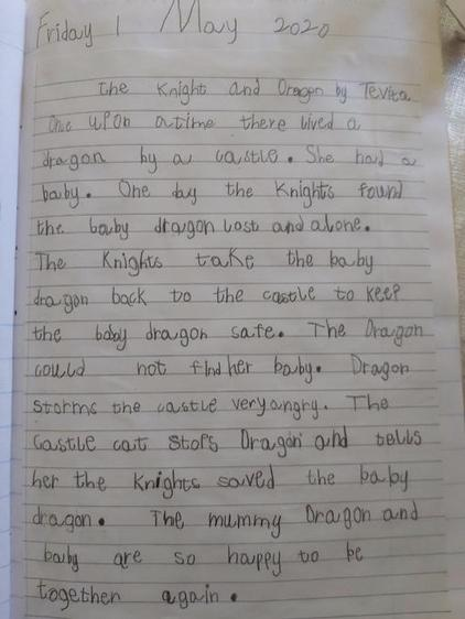 What a wonderful story - you are an author ⭐️