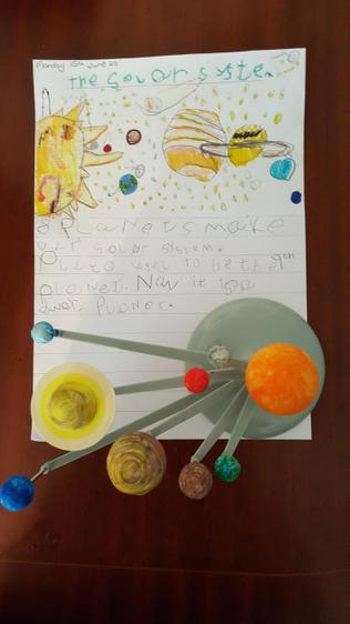 Joshua's fab space project!