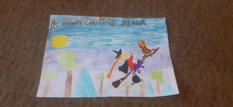 Jessica's Room on the Broom picture