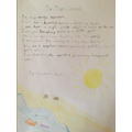 Anastasia's Magic Seashell poem