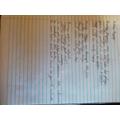 Celeste's funny poem