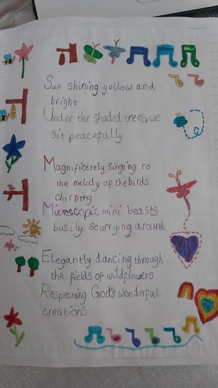 Losalini's wonderful Poem
