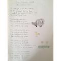 Anastasia's Sound poem