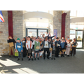 We had a lovely day at STEAM museum!