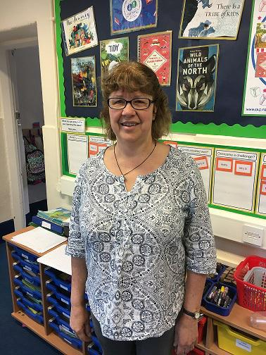 Elaine Keyes - Teacher