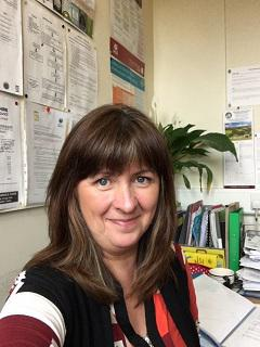 Janet Measham - School Business Manager