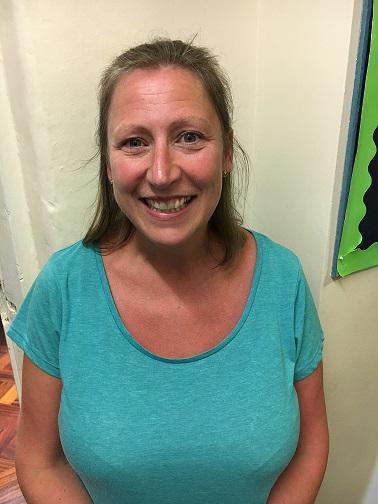 Jackie O'Meara - Teaching Assistant