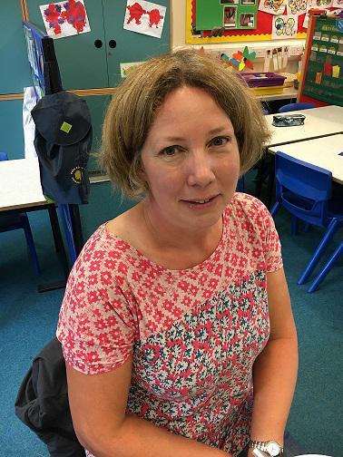 Lucy Walker - Teacher