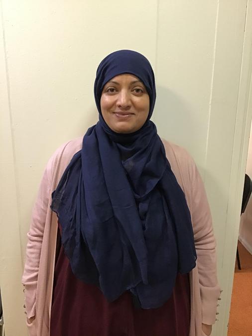 Mrs Hussain - Nursery TA