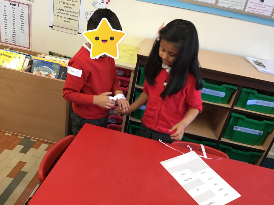 we enjoyed working with our friends...