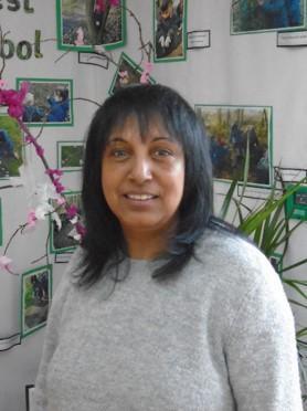 Mrs Kumar - Nursery HLTA