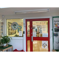 A member of staff will welcome your child in to nursery each day.