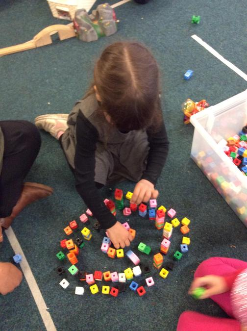 I have made a 'pattern' castle