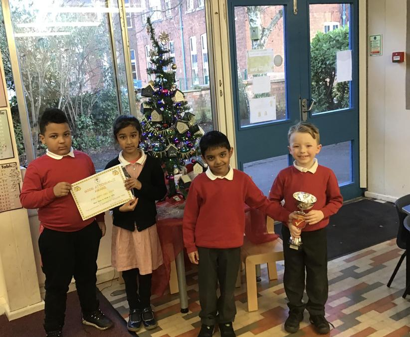 Well done Willow Tree - 93%