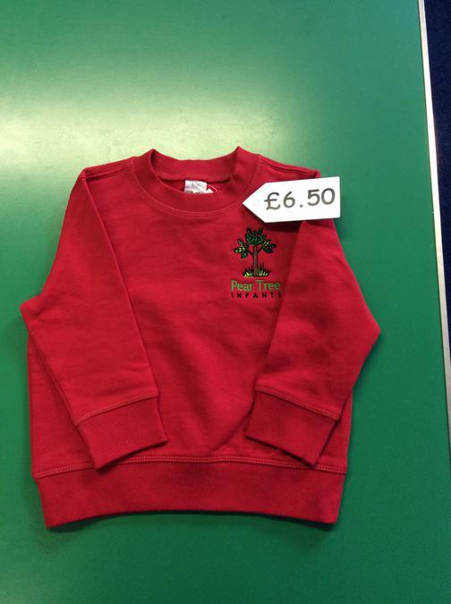 Jumper £6.50