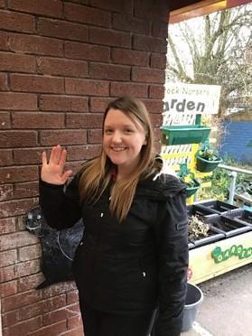 Mrs Davis - Nursery Teacher