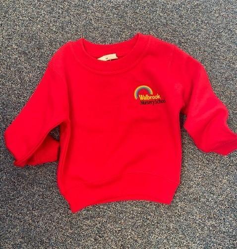 Sweatshirt £8.00