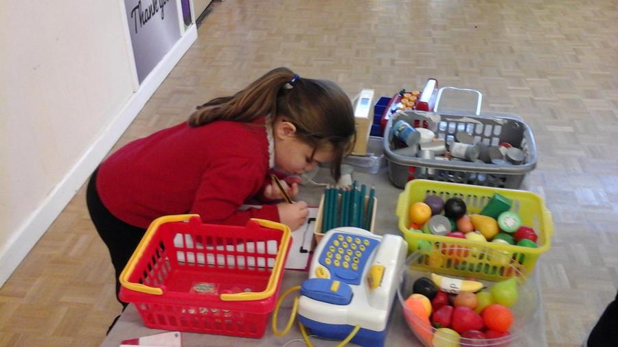 We used our Maths knowledge to work out how much things cost...