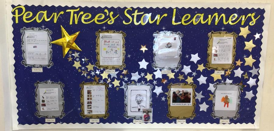 We are extremely proud of the wonderful learning our children have done this half term!
