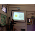 The sun - we learnt some fab facts...