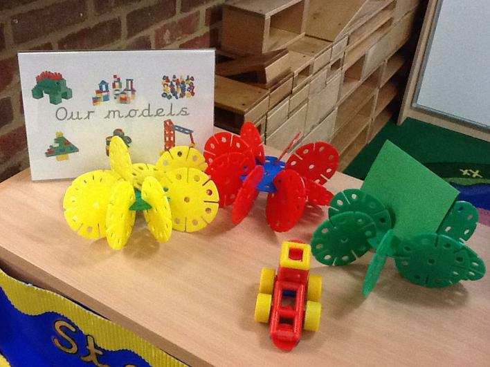 Exploration Time construction in Reception